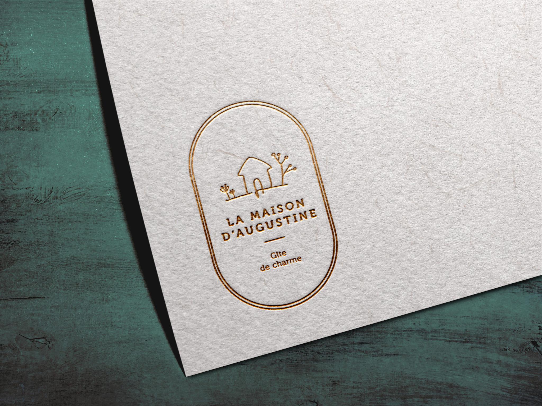 Logo maison Augustine